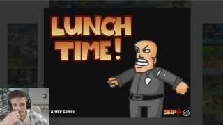 NESLEDUJTE PŘI JEDENÍ! - Hobo: Prison Brawl - Sobotní Flashovka #16