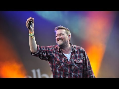 Elbow - New York Morning at Glastonbury 2014