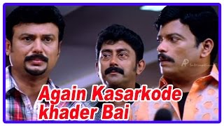 Again Kasargod Khader Bhai - Again Kasargode Kadharbai - Suresh Krishna kills Babu Antony
