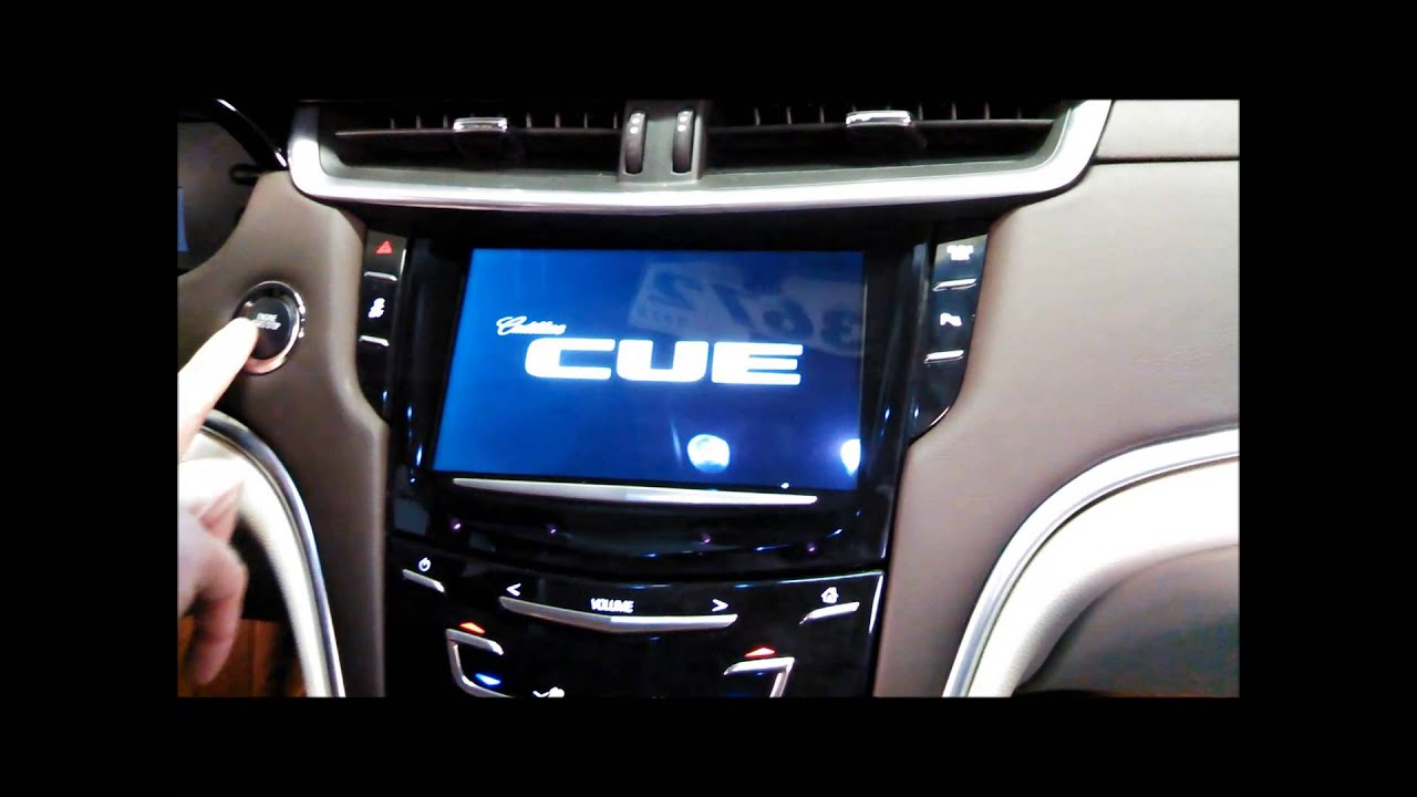 Adding Factory Navigation To A 2013 Cadillac Xts Cue