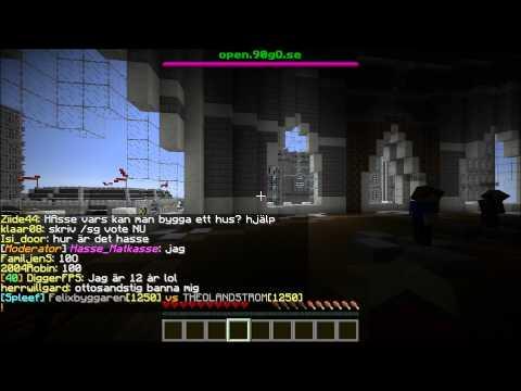 Minecraft: 90gq Open  -  Bra Gjort 90gq! video