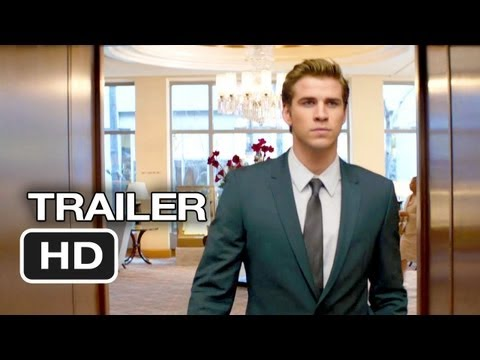 Paranoia Official TRAILER 1 (2013) - Liam Hemsworth, Harrison Ford Movie HD