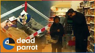Sleeping Workmen - Trigger Happy TV