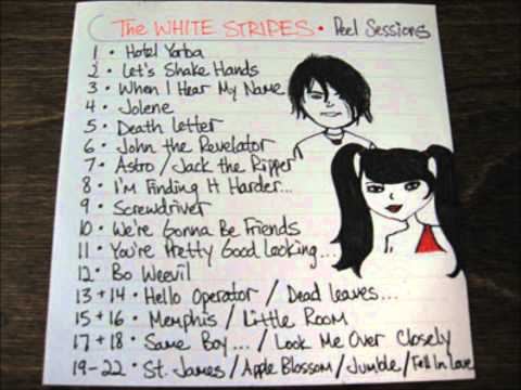 The White Stripes - Lord, Send Me An Angel Down/ Dead Leaves on The Dirty Ground (The Peel Sessions)