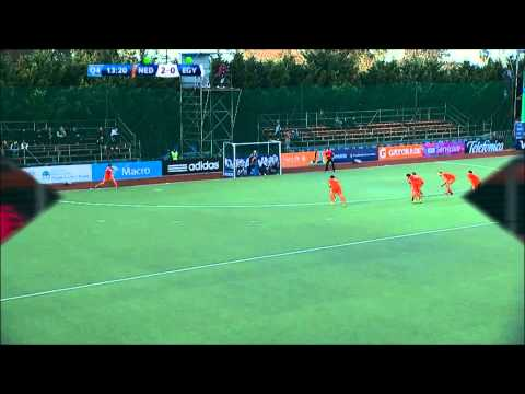 065019   Holanda vs Egypt   Argentina Hockey World League 2015 Semi Final