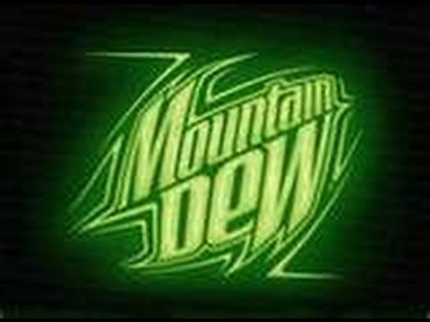 Glow in the Dark Mountain Dew (Does Work)