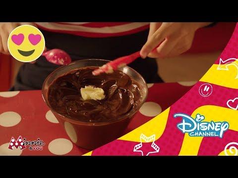 "Disney Channel España | Minnie&You (T1) ""Magdalenas al estilo Minnie"""