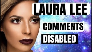 LAURA LEE DISABLED COMMENTS MAKEUP