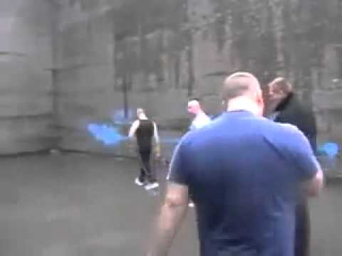 Charlie Ward vs Ned Ward Bareknuckle (full) Image 1
