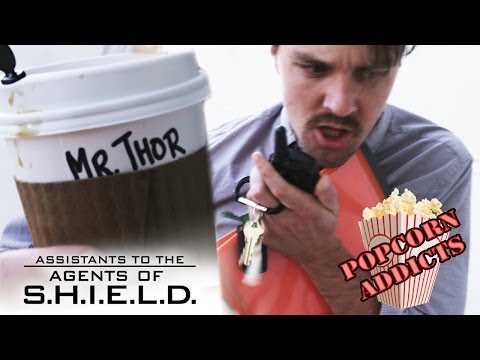 AGENTS OF S.H.I.E.L.D Assistants: EP 101: Popcorn Addicts