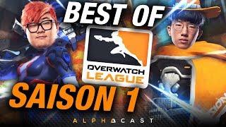 LE VERY BEST OF ► SAISON 1 DE L'OVERWATCH LEAGUE