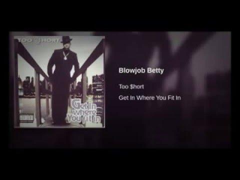 Too short blow job betty