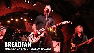 Клип Metallica - Breadfan (live)