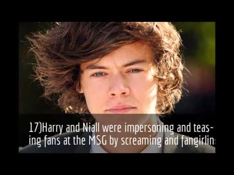 harry styles facts 2013 youtube