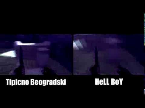 Deathrun Battle : Tipicno Beogradski vs HeLL BoY on deathrun_lost