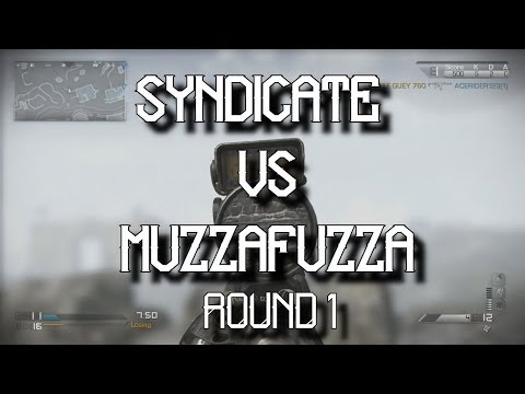 "The ""USURPER"" Challenge - Syndicate VS MuzzaFuzza  - Round 1! (Call Of Duty Ghosts)"