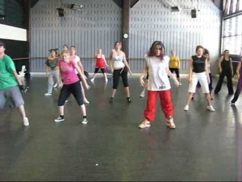 learn a hip hop dance to dance wiv me