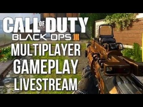 Call Of Duty   Black Ops three Multiplayer Gameplay   Camping Noob ?? Live Commentary - Prettyboyfr