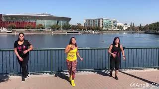 Los Ángeles Azules Nunca Es Suficiente Ft Natalia Lafourcade Zumba
