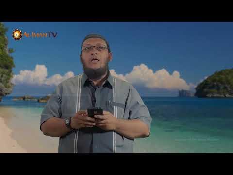 Mutiara Nasihat: Beristighfarlah Kepada Allah - Ust. Ali Muhammad Bazher