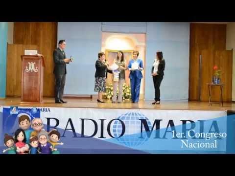"""RADIO MARIA MEXICO - Congreso Nacional """"Radio María y la familia""""  Guadalajara 2015"""