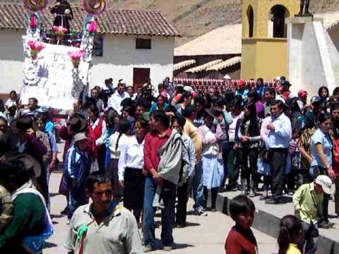 virgen de cocharcas ocros, ayacucho 09 1/2