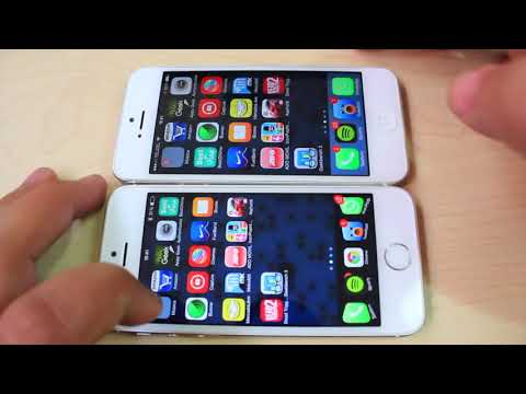 Review iPhone 5 VS iPhone 5s