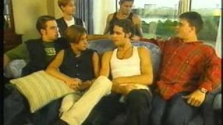 Take That on Saturday Disney - Interview 1993