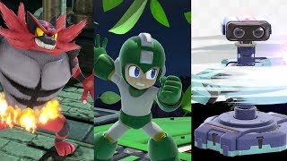 THE 10 BEST MOVES IN SMASH ULTIMATE