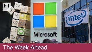 Tech earnings, French politics | The Week Ahead