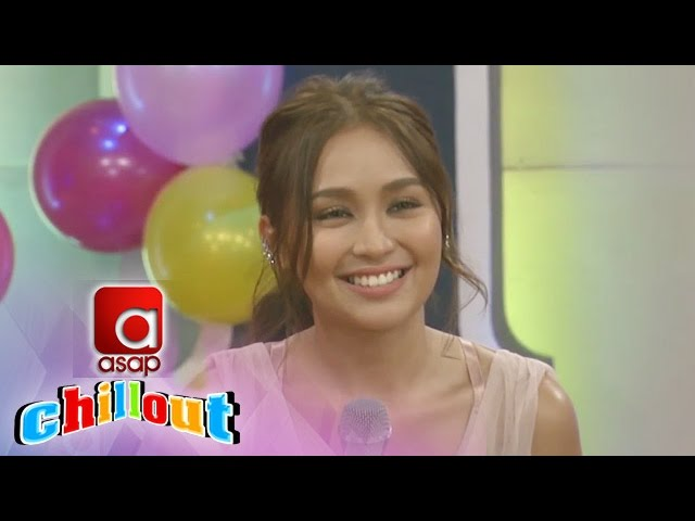 ASAP Chillout: Kathryn's birthday wish