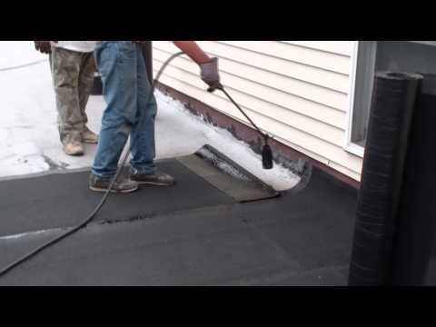 Firestone APP Modified Bitumen Roofing System