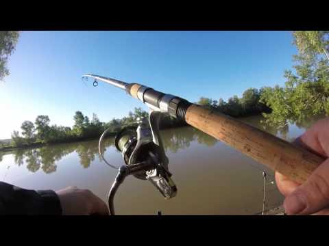 ловля леща на реке пахре на фидер