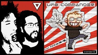UFO Commander (to the Future) - Jesse Cox Tribute
