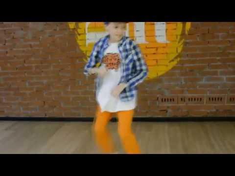 Кастинг Танцы на ТНТ - дети | Желтов Максим (импровизация)