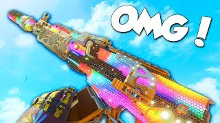 the NEW RAINBOW DIAMOND CAMO...😍