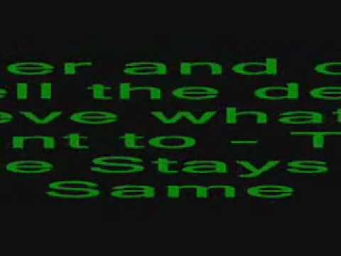 Slipknot  Vendetta lyrics