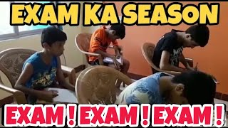 Types Of People During Exams | By Indian Comedians And Foodies | 2018 Official