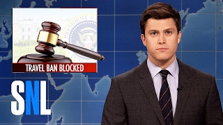 Weekend Update on Donald Trump's Executive Orders - SNL