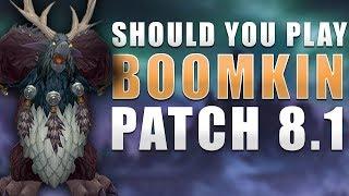 [BFA] Should you play Balance Druid in 8.1