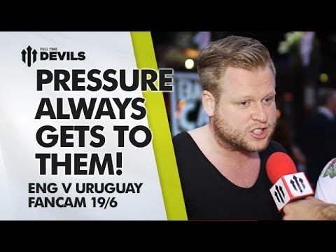 Pressure Gets to Them | England 1 Uruguay 2 | World Cup Brazil 2014