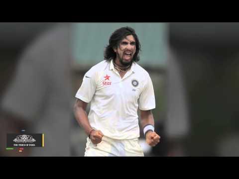 India-Sri Lanka Test Series | Fiery Ishant Sharma Rattles The Opposition