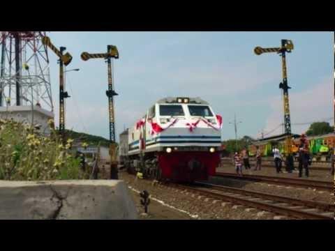 Ulang Tahun Kereta Api Eksekutif Gajayana Ke-13