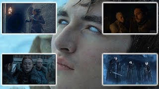 LEAKED! House Stark's Fate In SEASON 8 & Confirmed SPOILERS | Game of Thrones