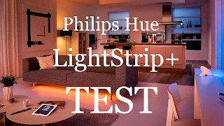 Philips Hue: LightStrip+ im TEST!!