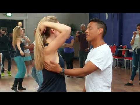 ZNL2018 China in workshop demo (partial) ~ Zouk Soul