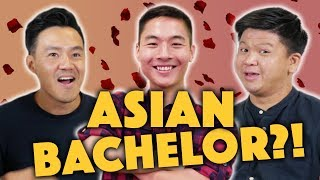 The FIRST ASIAN BACHELOR? - Lunch Break!