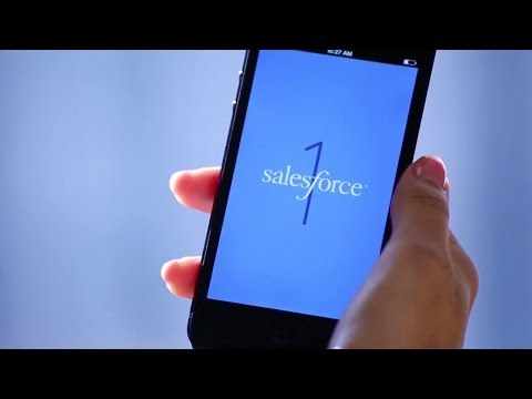 Salesforce.com Shares Increase on Strong Revenues and Q2 Guidance