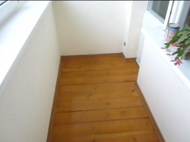 Утепление балкона . как утеплить пол балкона - youtube,youtu.