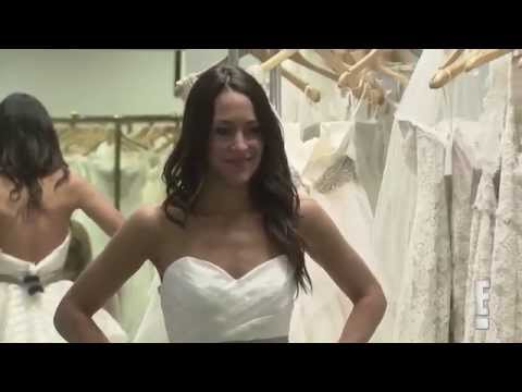 Total Divas Season 2, Episode 7 clip: Brie Bella tries on wedding dresses